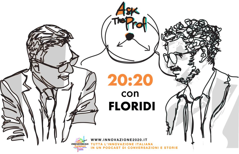 Luciano Floridi Saverio Cuoghi Innovazione2020 Podcast